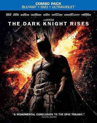 DARK KNIGHT RISES(Blu-ray English)