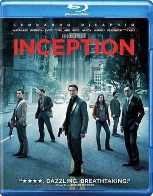 INCEPTION(Blu-ray English)