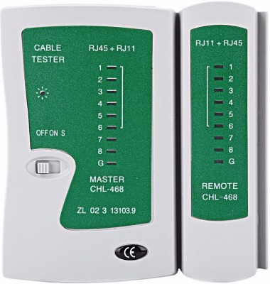 AVB Network Cable Testers Green Network Interface Card