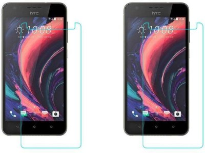 ACM Tempered Glass Guard for Htc Desire 10 Lifestyle Dual Sim(Pack of 2)