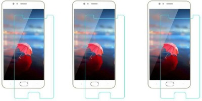 ACM Tempered Glass Guard for Zopo Flash X Plus(Pack of 3)