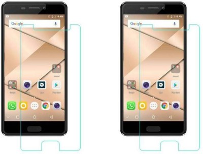 ACM Tempered Glass Guard for Micromax Canvas 2 2017(Pack of 2) Flipkart