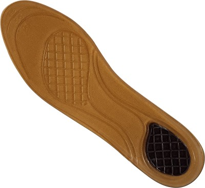 Helios Gel Full Length Orthotic, Regular, Sports Shoe Insole(Brown)