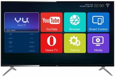 Vu 124 cm (49 inch) Full HD LED Smart TV(50BS115)
