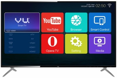 Vu 124cm (49 inch) Full HD LED Smart TV(50BS115)