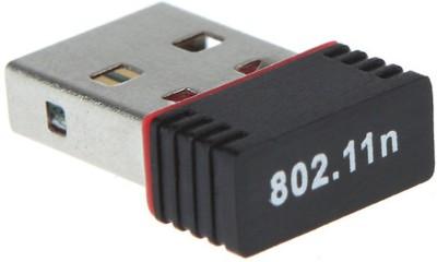 Adnet NANO N USB Adapter Black Adnet Wireless USB Adapters