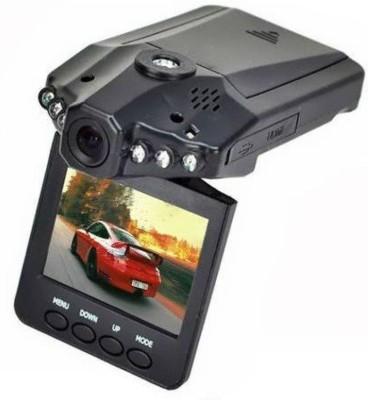 Maya CCTV Camera Wireless CCTV Camera and Car DVR with 2.5 Inches LCD screen and Night Vision Camcorder(Black)