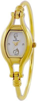 Maxima 42041BMLY  Analog Watch For Women