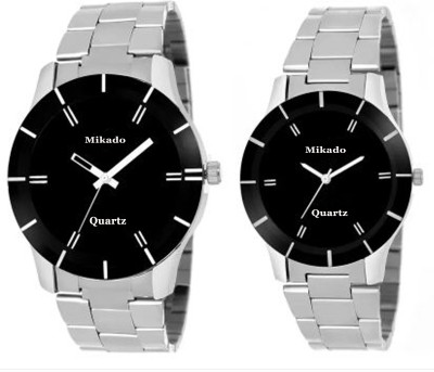 Mikado New Hut fashion Multicolor women analog watches combo with 1 year warrenty Watch  - For Women