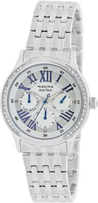 Maxima 41650CMLI  Chronograph Watch For Unisex