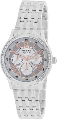 Maxima 41651CMLI  Chronograph Watch For Unisex