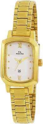 Maxima 47071CMLY  Analog Watch For Women