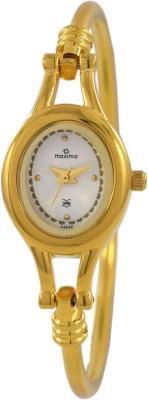 Maxima 42020BMLY  Analog Watch For Women