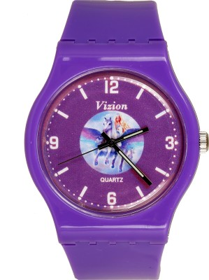 Vizion 8822-3-1  Analog Watch For Girls