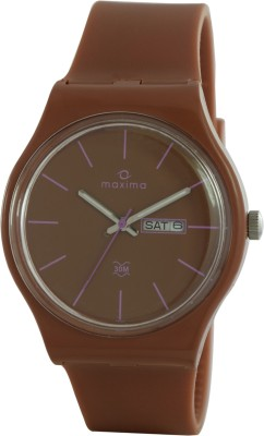 Maxima 39332PPGW  Analog Watch For Unisex