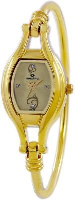 Maxima 42040BMLY  Analog Watch For Women