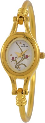 Maxima 42022BMLY  Analog Watch For Women