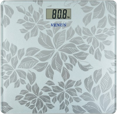 Venus Eps-5499 Silver Glass Weighing Scale