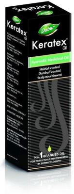 Dabur kERATEX 100ml PACK OF 2 Hair Oil(2 g)