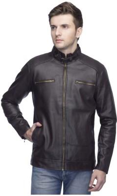 Bullseye Full Sleeve Solid Men's Jacket