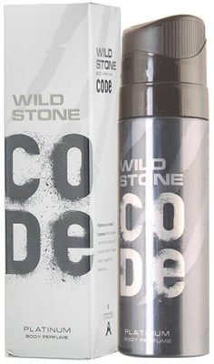 Wild Stone Platinum Body Perfume Perfume  -  120 ml(For Men)