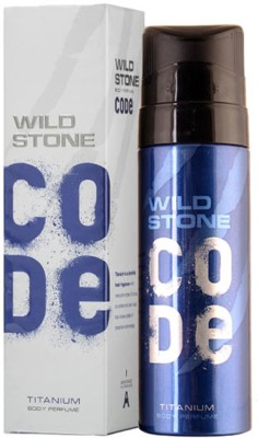 Wild Stone Titanium Body Perfume Perfume  -  120 ml(For Men)