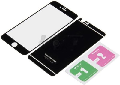 Comate Front and Back Screen Guard for Apple iPhone 5 5S Electroplated Mirror black