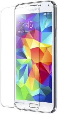 Un Branded Tempered Glass Guard for SAMSUNG GALAXY S5(Pack of 1)
