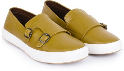ROOD Loafers For Men(Green)