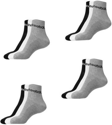 REEBOK Men's & Women's Ankle Length Socks(Pack of 12)