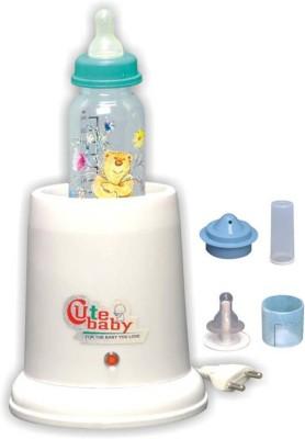 Littles 4 in 1 Electric Bottle Warmer & Sterilizer - 1 Slots(White)