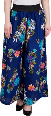 Modish Vogue Relaxed Women Multicolor Trousers
