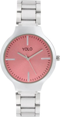 yolo YLS-099  Analog Watch For Women