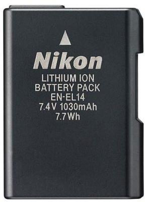 Nikon EN-EL14 Camera Lithium-ion(Yes)