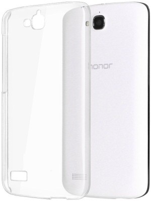Spectacular Ace Back Cover for Honor Holly 2 Plus(Transparent, Rubber, Plastic)