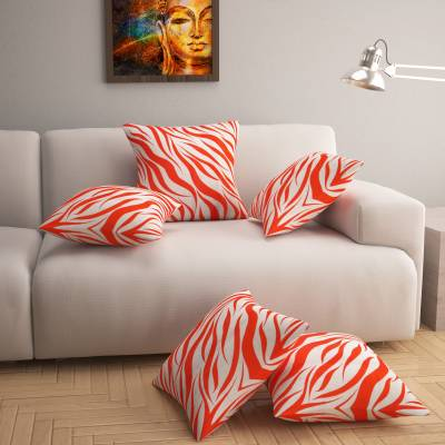 Story@Home Striped Cushions Cover