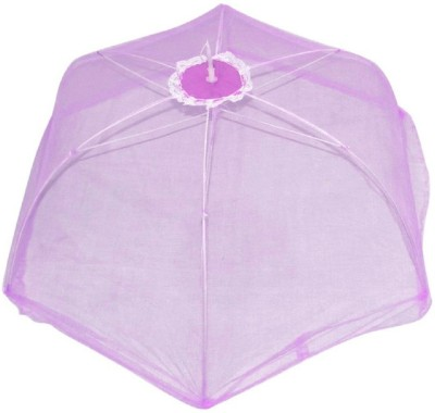 BcH Polyester Infants Baby Mosquito Net Mosquito Net(Purple)