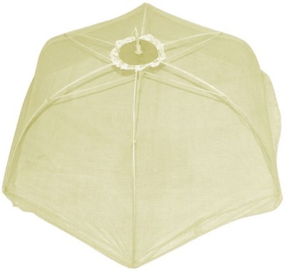 theatre of loom Polyester Infants Baby Mosquito Net Mosquito Net(Yellow)