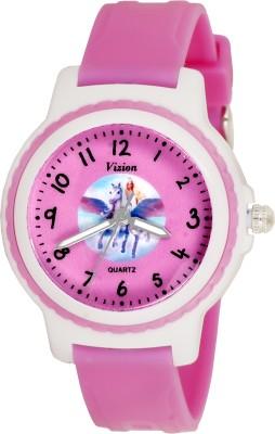 Vizion V-8829-4-1  Analog Watch For Girls