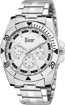 Dinor DC4604 Carson Series Analog Watch For Men