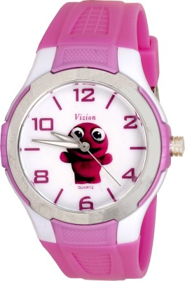 Vizion V-8826-5-2  Analog Watch For Girls