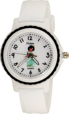 Vizion V-8829-1-1  Analog Watch For Girls