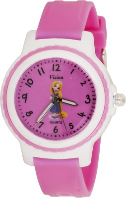 Vizion V-8829-4-3  Analog Watch For Girls