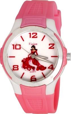Vizion V-8826-6-2  Analog Watch For Girls