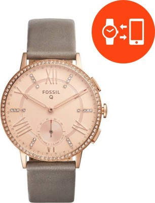 Fossil FTW1116 Hybrid Smartwatch Watch - For Women