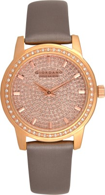 Giordano P286-05  Analog Watch For Women