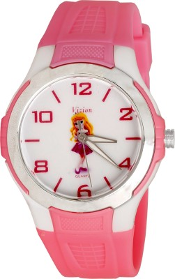 Vizion V-8826-6-1  Analog Watch For Girls
