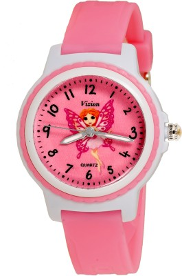 Vizion V-8829-5-4  Analog Watch For Girls