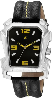 Fastrack 3131SL02 Analog Watch   For Men Fastrack Wrist Watches
