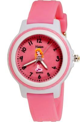 Vizion V-8829-5-1  Analog Watch For Girls